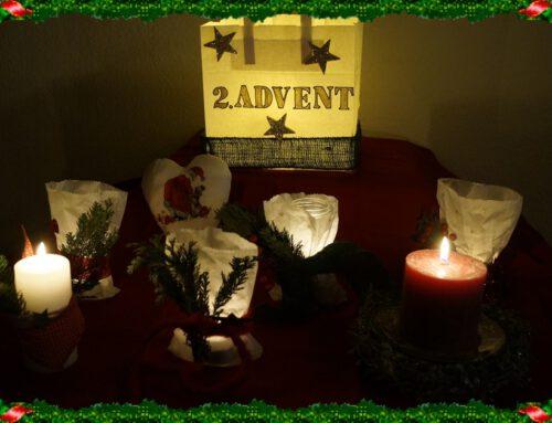 Lichterfest zum 2. Advent