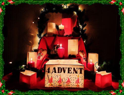 Lichterfest zum 4. Advent